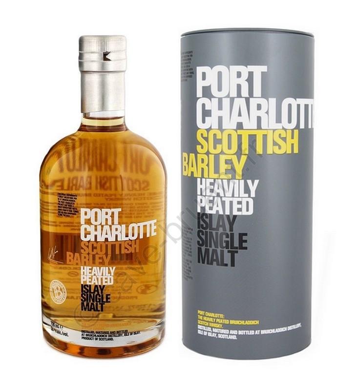 Port charlotte scottish barley bruichladdich islay whisky cave bruant depuis 1877 votre - Bruichladdich port charlotte ...